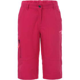 Icepeak Kimhae Pantaloni Capri Bambino, carmine